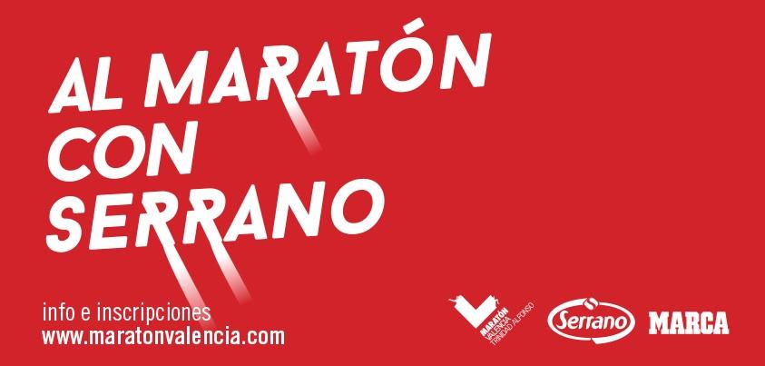 al maraton con serrano