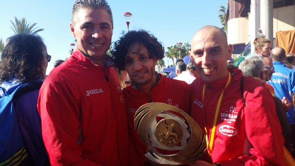 Campeones España Media Maratón