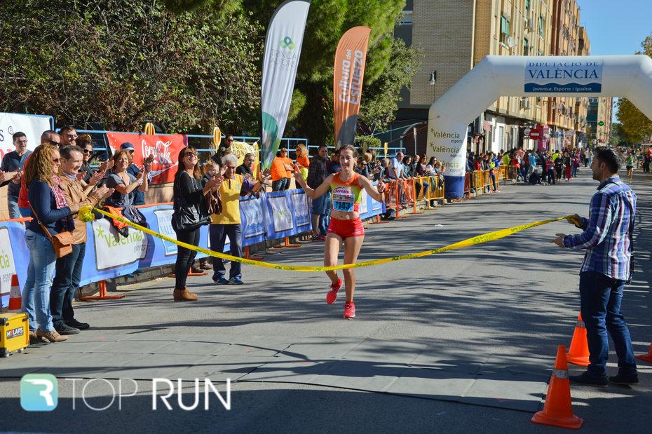 XXI Mitja Marató Ciutat de Xirivella - 09/11/2016