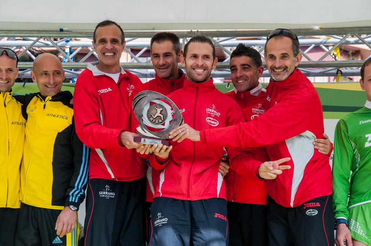 campeones españa Maratón