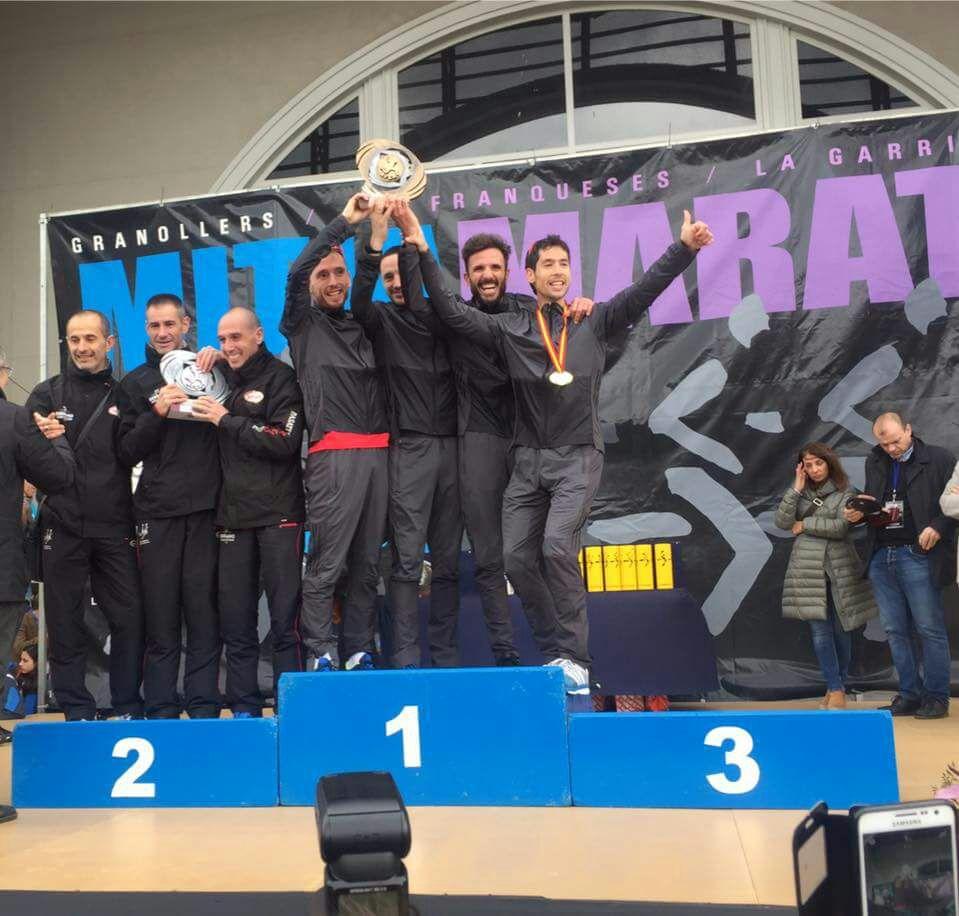 campeonato españa media maratón